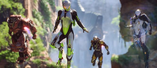 Anthem : un patch à venir pour les crashs sur PS4