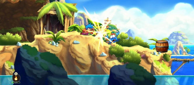 Monster Boy et le Royaume Maudit date sa démo Switch