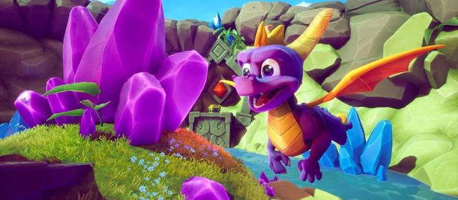 Spyro Reignited Trilogy se met à jour (avec des sous-titres)