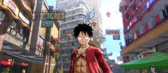 One Piece World Seeker : trailer de lancement