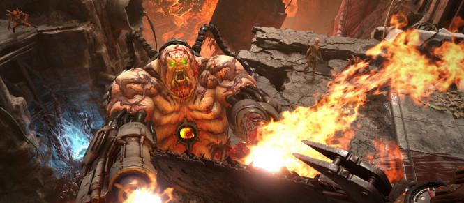 Doom Eternal : du gameplay sur Stadia