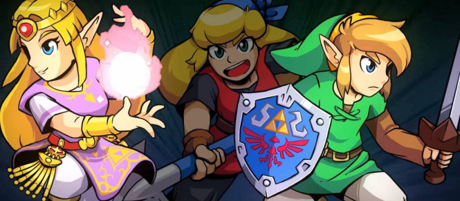 Switch : Nintendo annonce Cadence of Hyrule