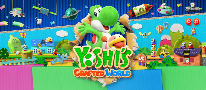 [Test] Yoshi's Crafted World