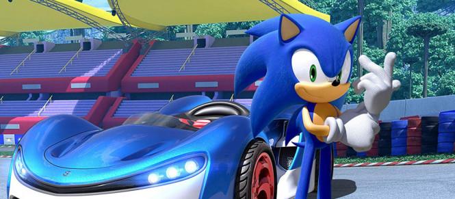 Team Sonic Racing : un nouveau trailer