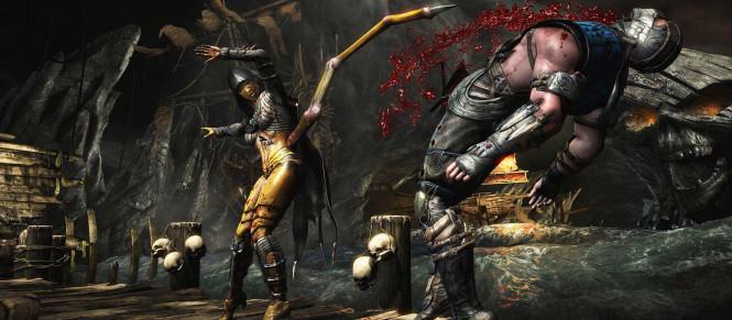 Mortal Kombat X est le plus gros succès de la série