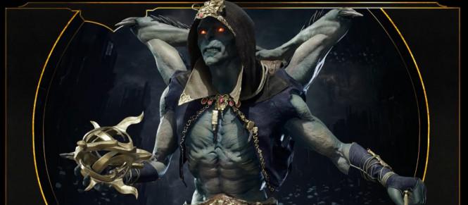 Mortal Kombat 11 : Kollector entre dans l'arène
