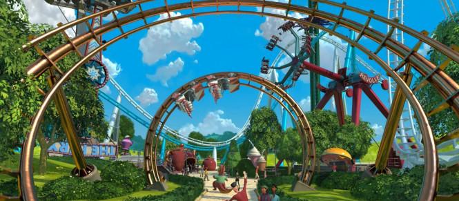 Encore du contenu pour Planet Coaster
