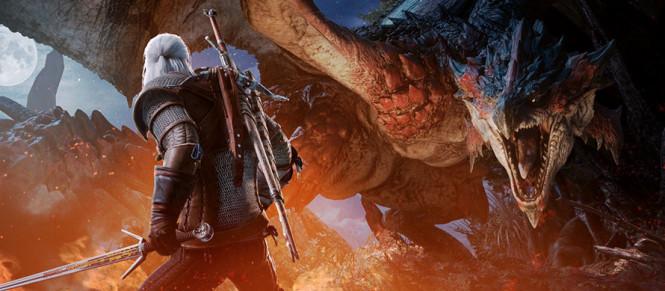 Monster Hunter World x The Witcher 3 daté sur PC