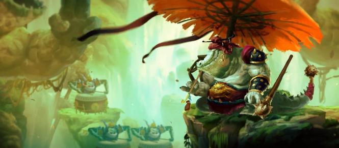 Unruly Heroes ce printemps sur PS4