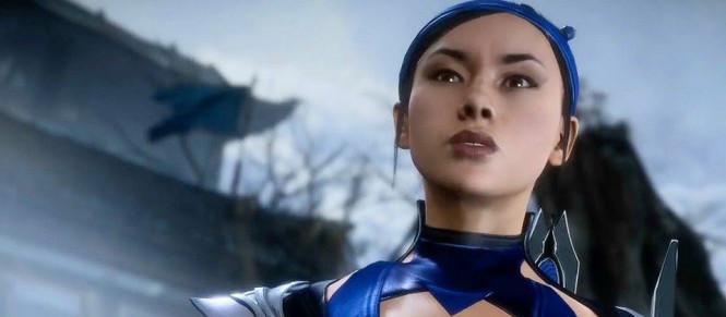 Mortal Kombat 11 : Kitana tranche dans le lard