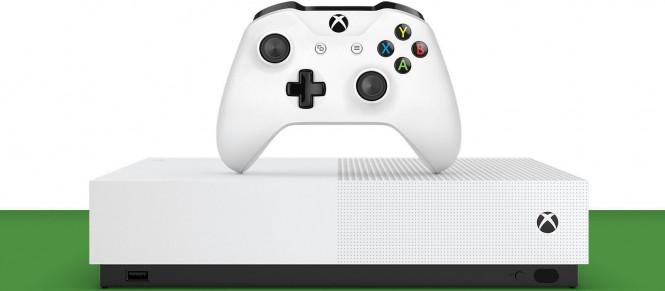 Microsoft : une Xbox One S sans lecteur de disque et un Xbox Game Pass Ultimate