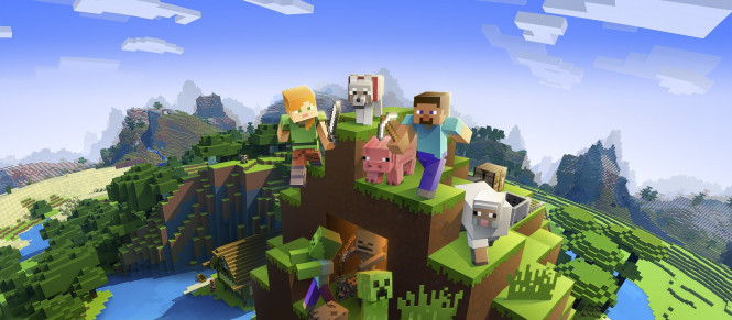 Minecraft : le film se date