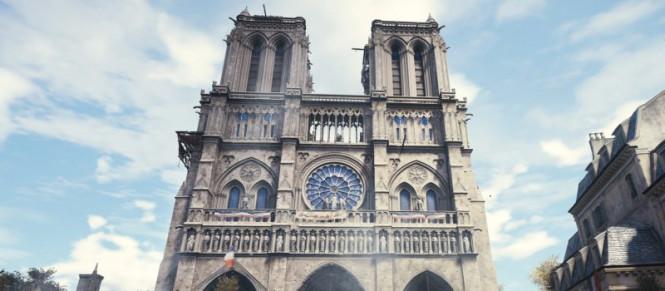 Ubisoft offre AC Unity sur PC et fait un don pour Notre-Dame