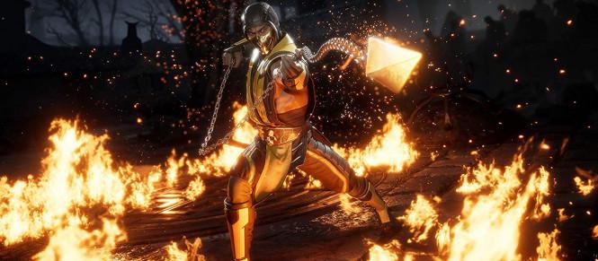 Mortal Kombat 11 : les DLC en fuite ?