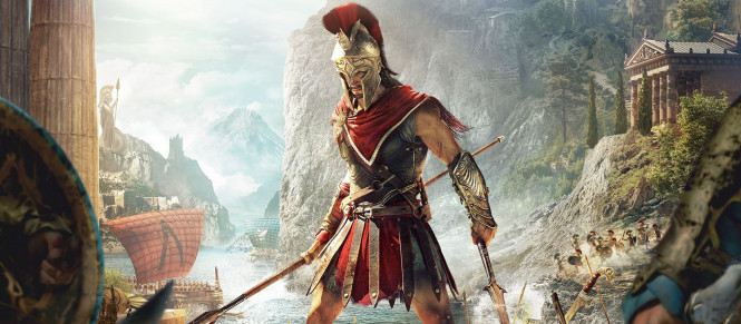 Assassin's Creed Odyssey détaille son mois de mai