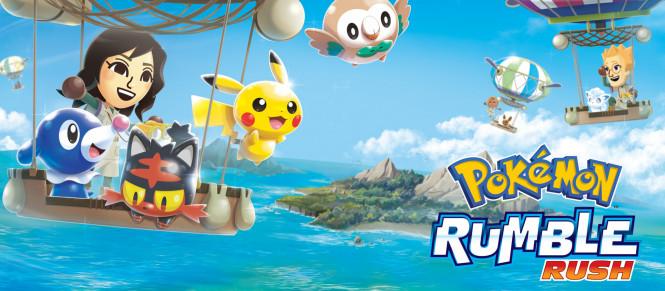 Pokémon Rumble Rush : comment le télécharger depuis la France ?