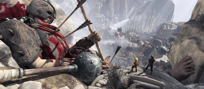 Brothers : A Tale of Two Sons arrive sur Switch