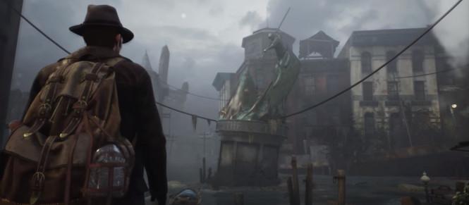 Un nouveau trailer pour The Sinking City