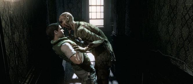 [Test] Resident Evil : HD Remaster