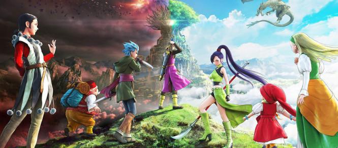 Un nouveau Dragon Quest sur mobile bientôt dévoilé