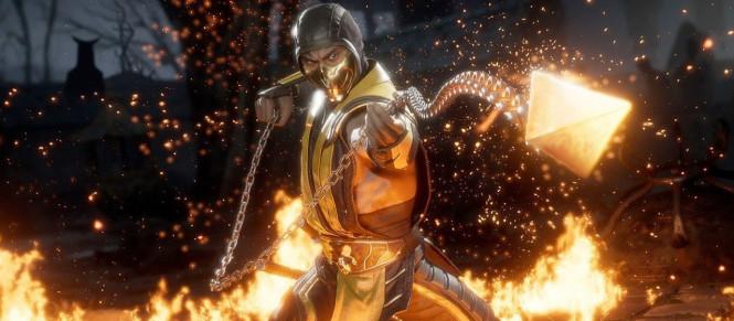Mortal Kombat 11 : les combattants en DLC dévoilés la semaine prochaine
