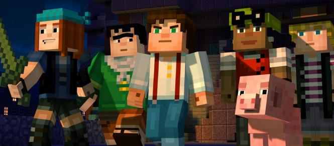 Minecraft Story Mode va bientôt disparaître