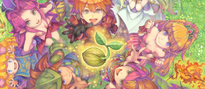 Europe : Square Enix dépose la marque Collection of Mana