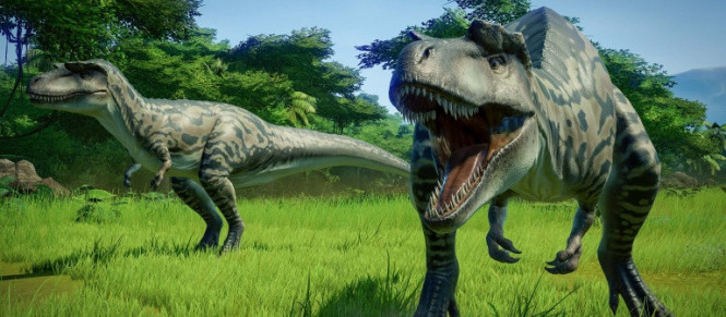 Jurassic World Evolution date son prochain DLC