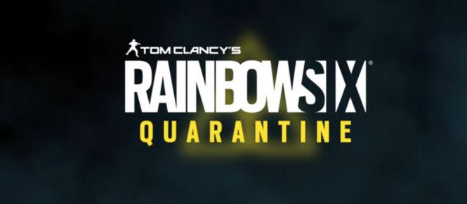 [E3 2019] Rainbow Six Quarantine annoncé