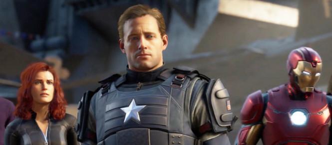 [E3 2019] Marvel's Avengers présenté
