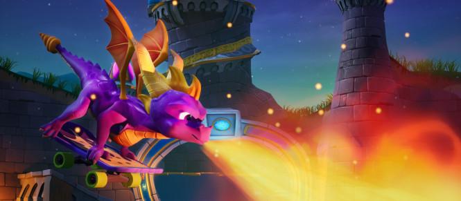 [E3 2019] Spyro Reignited Trilogy aussi sur PC et Switch