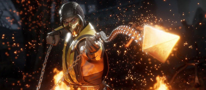 Mortal Kombat 11 lance sa Kombat League