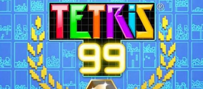 Tetris 99 : mise en boîte et un nouveau tournoi en approche