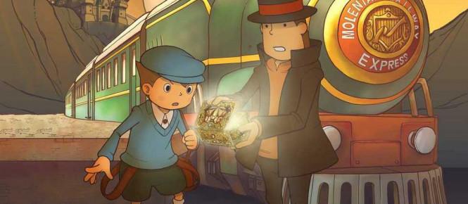 Professeur Layton et la Boîte de Pandore débarque sur mobiles