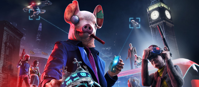Watch Dogs Legion dévoile sa Collector