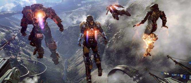 EA reconnaît l'échec d'Anthem