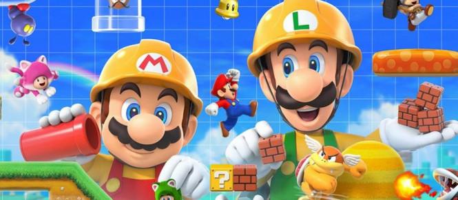 Super Mario Maker 2 : le trailer global