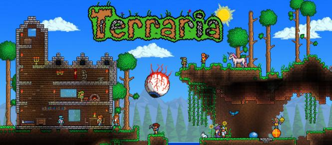 Switch : Terraria date sa version boîte