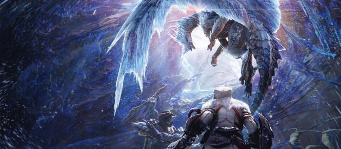 Monster Hunter World : trailer et carnet de développeurs pour Iceborne