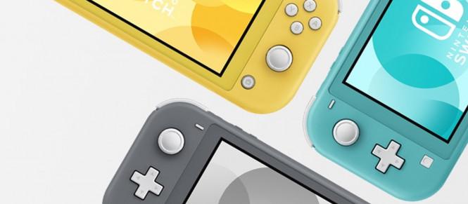 La Nintendo Switch Lite est annoncée