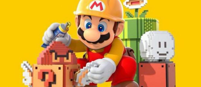 Super Mario Maker 2 : 2 millions de stages ont été partagés