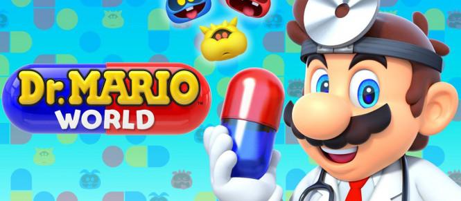 Dr. Mario World aurait été téléchargé 2 millions de fois