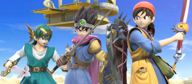 Super Smash Bros. Ultimate : le héros de Dragon Quest détaillé demain