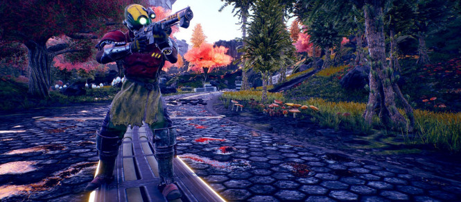The Outer Worlds aussi sur Switch