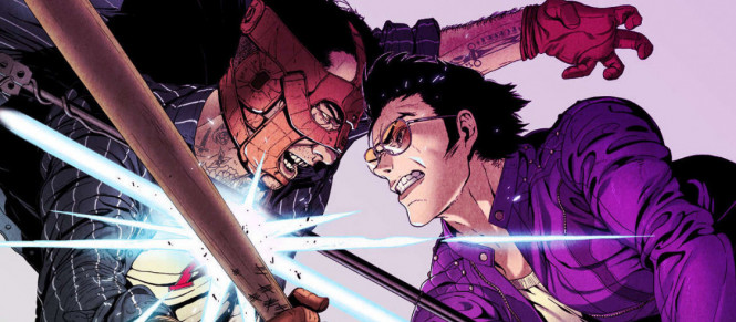 Travis Strikes Again en octobre sur PC et PS4