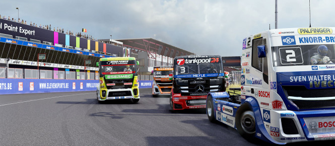 [Test] FIA European Truck Racing Championship