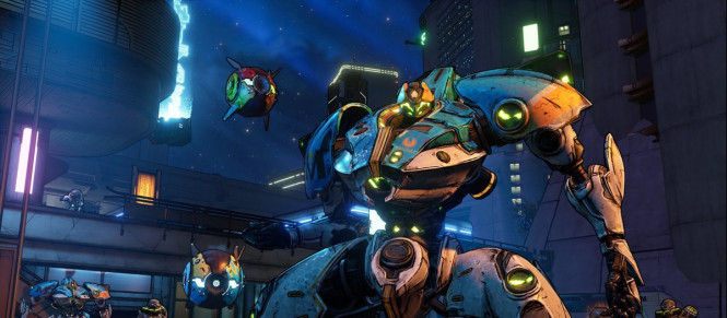 Borderlands 3 : le début du jeu en vidéo