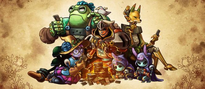 Du nouveau pour SteamWorld Quest