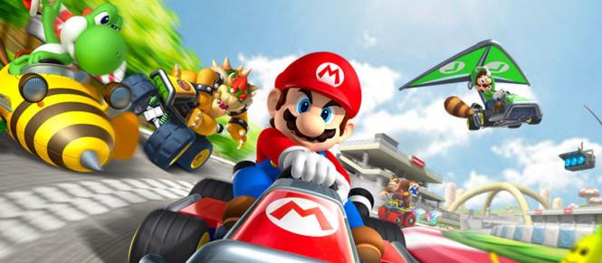 Mario Kart Tour prend date