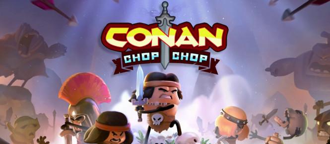 Conan Chop Chop prend du retard